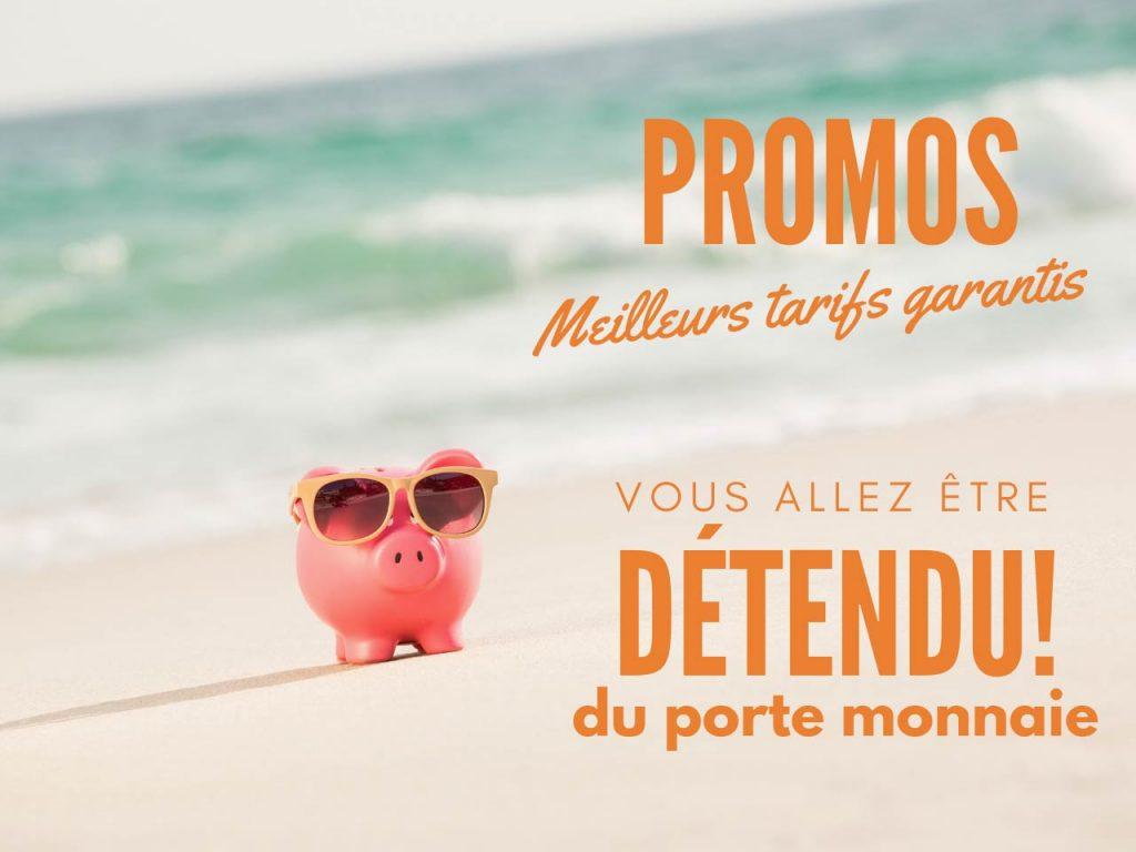 Promos - Hôtel pas cher à Agde, Grau d'Agde, Cap d'Agde
