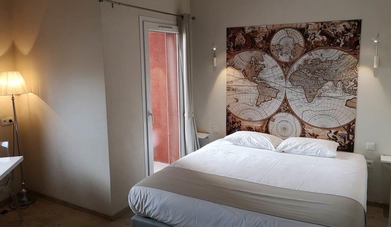 La Suite de l'Hôtel Grand Cap en Agde