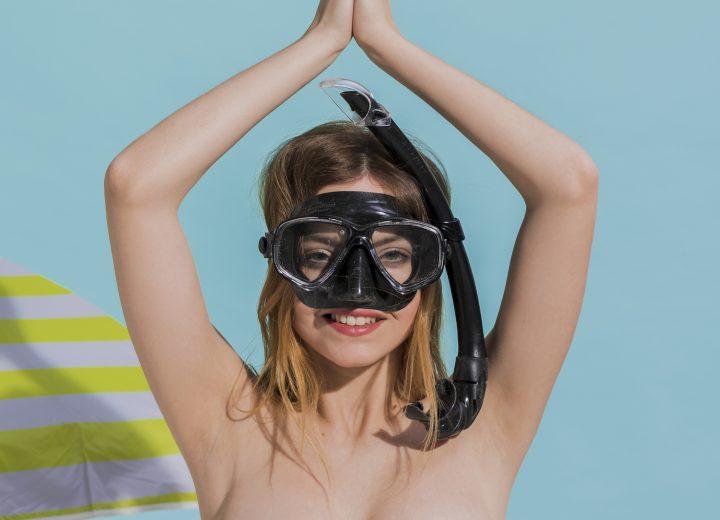 Des activités gratuites sur la plage, c'est au Cap d'Agde