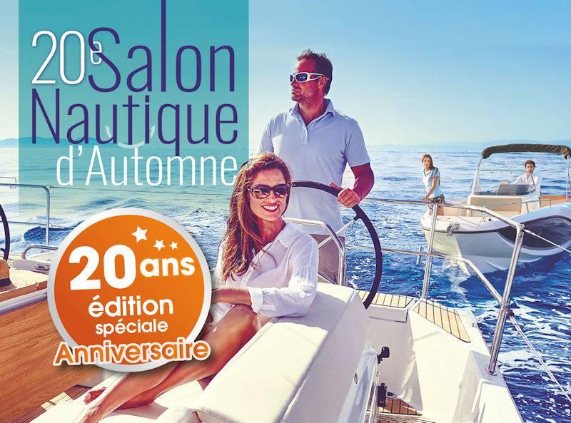 Salon nautique du Cap d'Agde.
